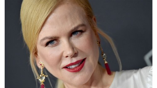 Nicole Kidman only uses these two skincare products to get her glow on
