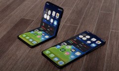 Discover iphone fold