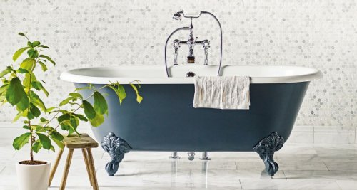 These bathroom tile ideas are perfect for a stunning small space