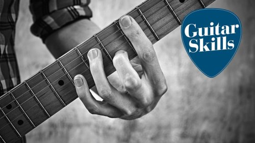 Play better barre chords in 20 minutes with this guitar lesson