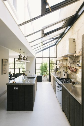 These small kitchen layout ideas will help maximise any small space