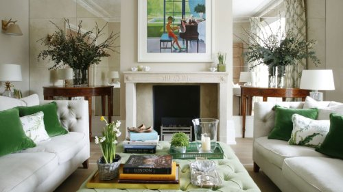 7 ways to make your living room look bigger – and brighter