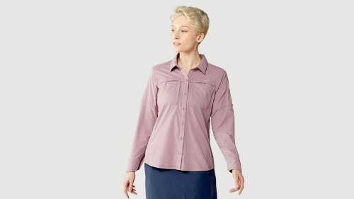 REI Co-op Sahara Button-Up Long-Sleeve Shirt review: tailored for the trails