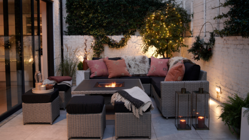 These are the things you should NEVER put on a fire pit, according to experts