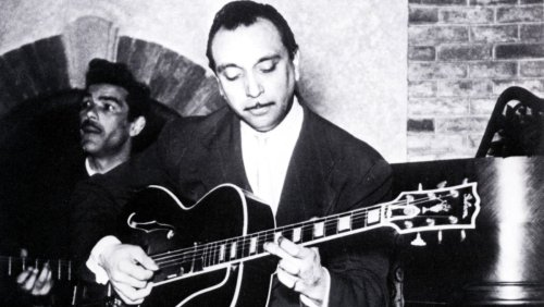Watch Django Reinhardt Perform with the Hot Club in 1938 Film Short