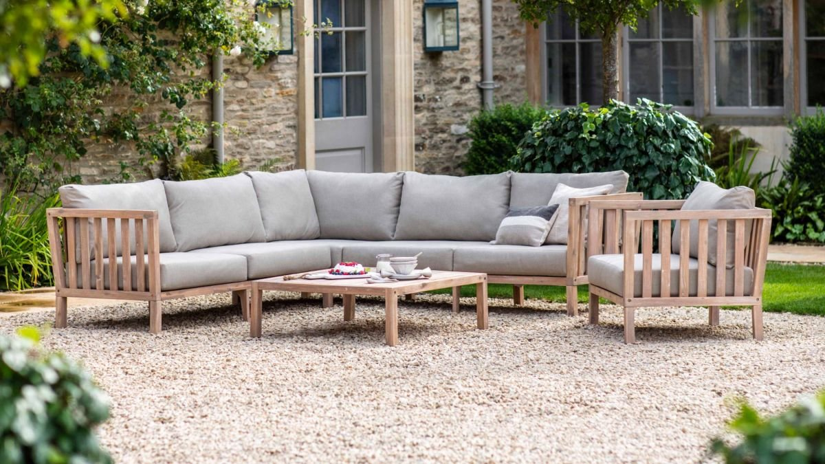 This is the best classic patio seating on the market