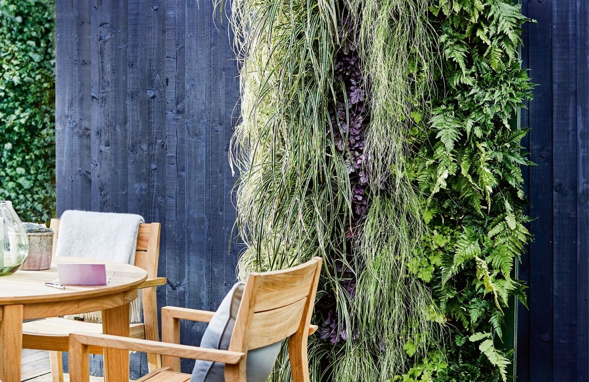 How to make a living wall – an easy step by step to DIY your own living wall system