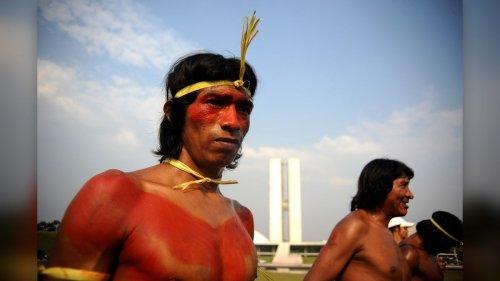 1st Americans had Indigenous Australian genes