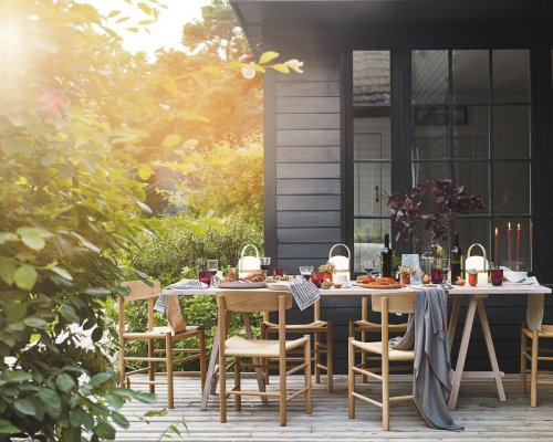 Garden party ideas & inspiration for outdoor gatherings, from family barbecues to dinner with friends