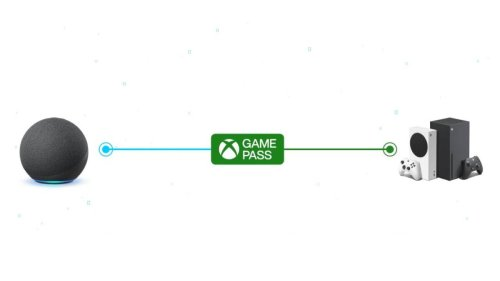 You can now download Xbox Game Pass games using any Alexa-enabled device