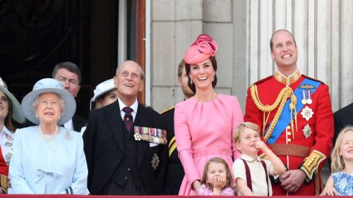 Prince William and Kate Middleton honor Prince Philip with touching photograph