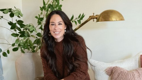 Joanna Gaines shares her magic number trick for creating a calming bedroom