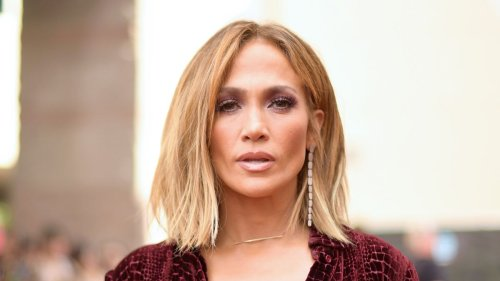 Jennifer Lopez just shared her skincare routine and it's surprisingly simple