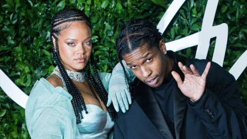 A$AP Rocky just called Rihanna 'the one' and Twitter can't handle it