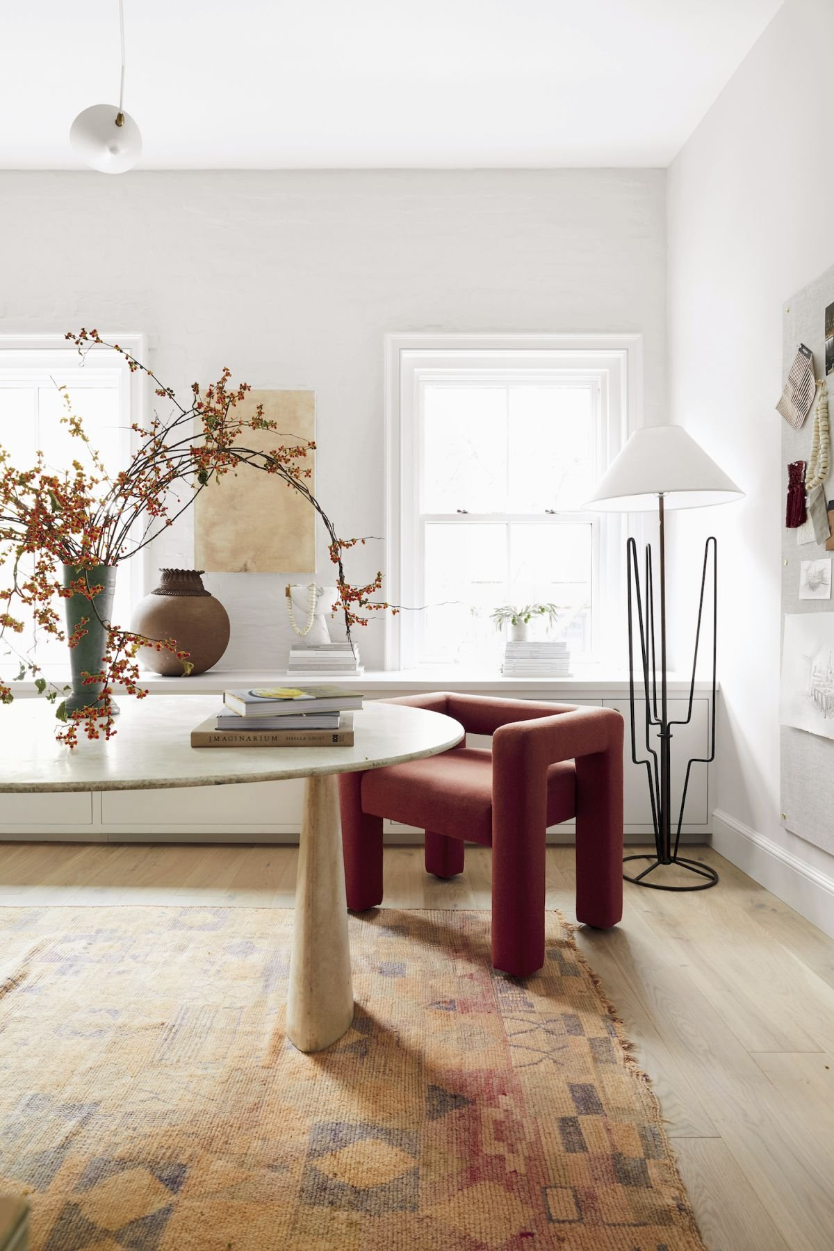 Athena Calderone reveals how to style your home on a budget