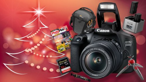 The best Christmas gifts for Canon photographers in 2021