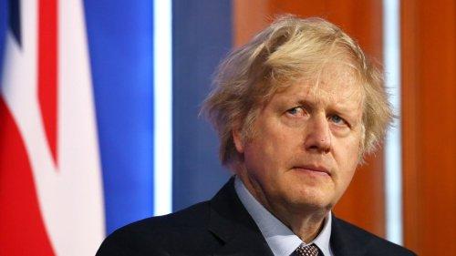 Prime Minister Boris Johnson gives statement on Prince Philip's death