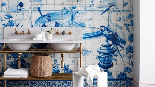 12 chic ideas for a bathroom update