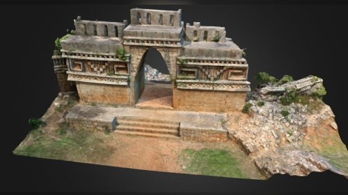 Details of stunning Maya acropolises and sophisticated civilization revealed by laser scans