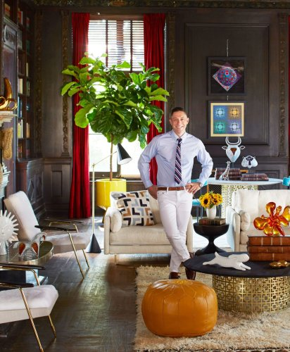 Everything you need to know about designer Jonathan Adler