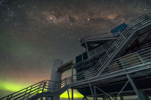 Ghostly Cosmic Neutrinos Are Stopped Cold by Planet Earth, New Study Shows