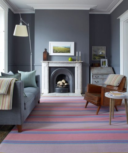 9 top tips on decorating with rugs – from decorating guru Nina Campbell