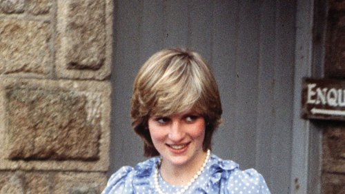 Princess Diana lookalike shows us how to do 80s hair in viral TikTok video