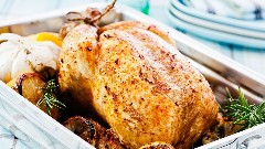 Discover roast chicken recipe
