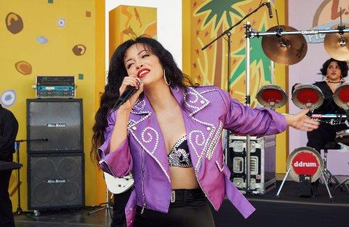 Who killed Selena Quintanilla Perez?