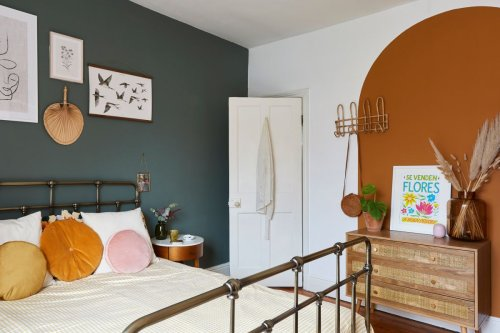 How to make a small bedroom look bigger – for every budget