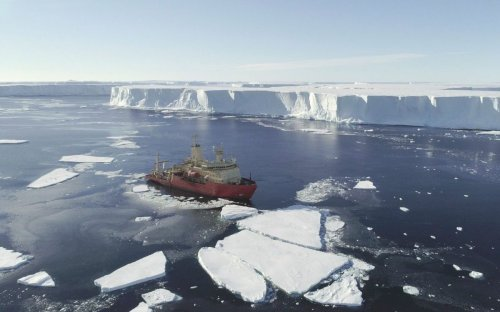 Antarctica's 'Doomsday Glacier' is melting faster than expected