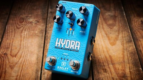 Keeley Hydra Stereo Reverb & Tremolo review