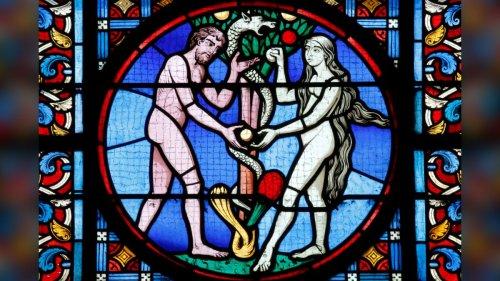 Was the 'forbidden fruit' in the Garden of Eden really an apple?