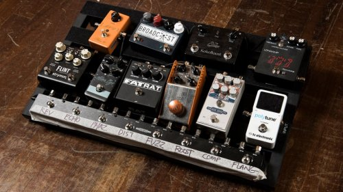 The 12 best pedalboards 2021: top choice pedalboards for guitarists