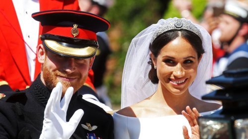Why Meghan Markle's wedding dress choice 'surprised' the Queen