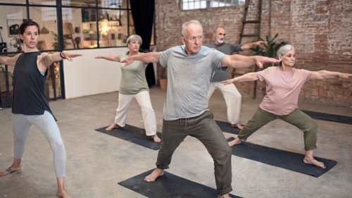 Why the hip flexors are key to healthy ageing - and three ways to work them