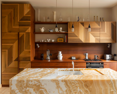 Wood kitchen cabinet ideas – the best new ways to use timber