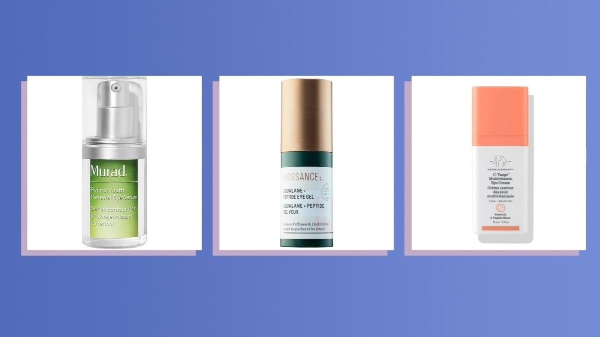 The best eye creams for wrinkles, according to experts