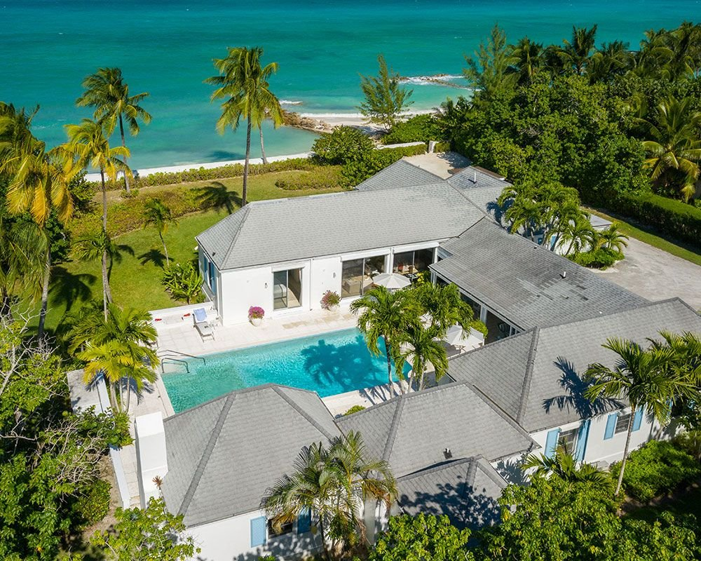 Princess Diana's former holiday home in the Bahamas is a secluded paradise