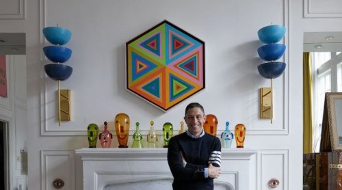 Jonathan Adler's advice for displaying objects correctly