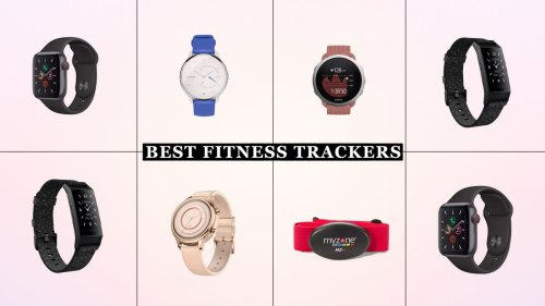 The best fitness trackers to help you monitor your health, fitness and sleep
