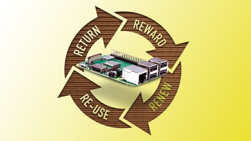 Recycle Your Unwanted Raspberry Pi and Get Money off at okdo