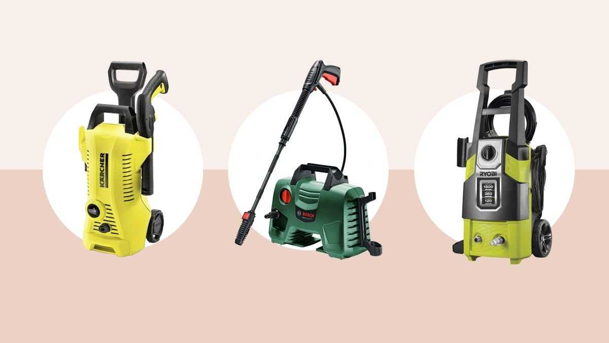9 of the best jet washers for cleaning outdoors