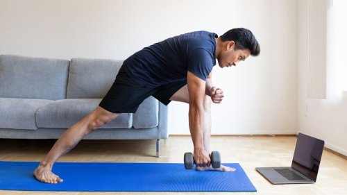 Back workout: The six-move routine to exercise your back at home