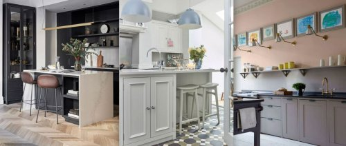 24 designs for compact kitchens