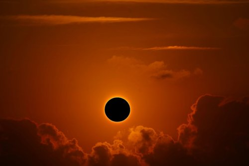 The 'ring of fire' solar eclipse of 2021 will look like the 'Death Star' in front of the sun, astronomer says