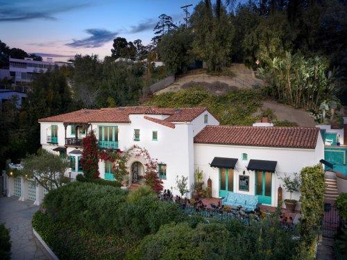 Tour Modern Family star Jesse Tyler Ferguson's beautiful home, sold to Leonardo di Caprio for $7.1m