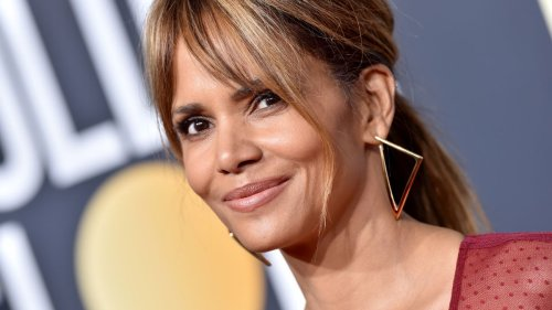 """Halle Berry just shared her """"all time favourite skincare tool"""" to use in her routine"""