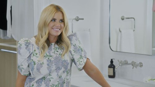 Shea McGee's shower hack will make your bathroom smell like a spa