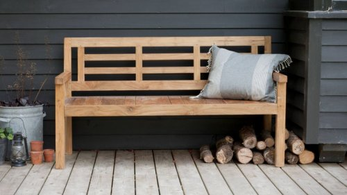 10 best garden benches: wooden and metal outdoor bench seats